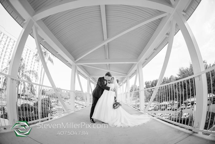 Rosen Plaza Hotel Weddings Orlando