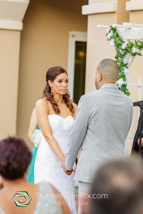Crowne Plaza Universal Orlando Wedding Photographers