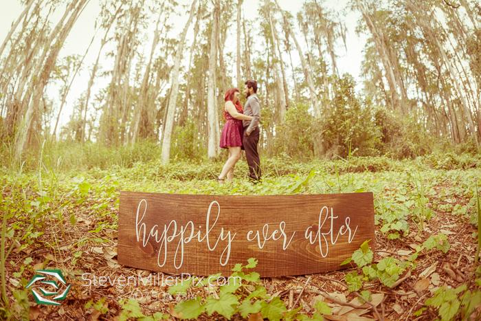 Lake Louisa State Park Engagement Weddings