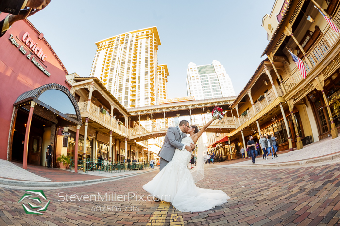 Downtown Ceviche Orlando Wedding Photographers