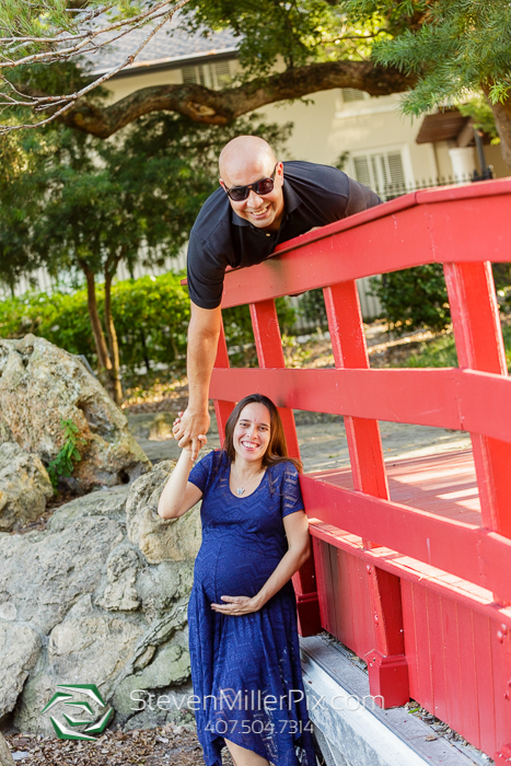 Downtown Orlando Maternity Session Photographers