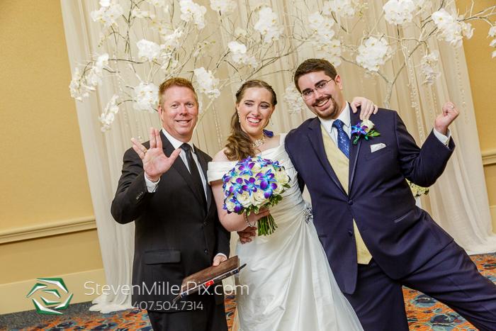 Rosen Centre Orlando Weddings