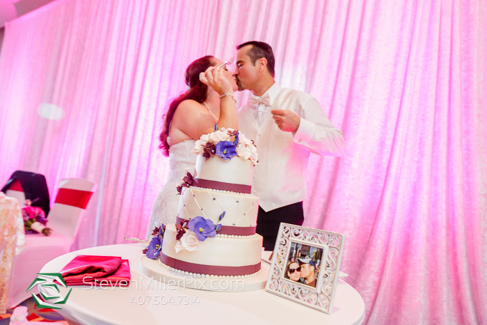 Hilton Orlando I-Drive Wedding Photographer