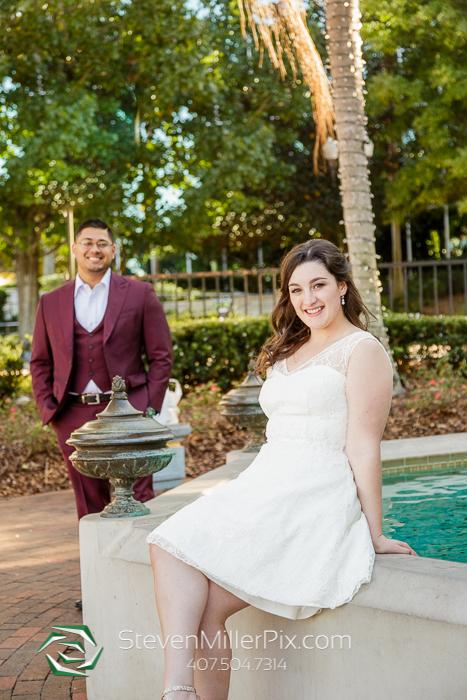 Courthouse Wedding Photos Downtown Orlando