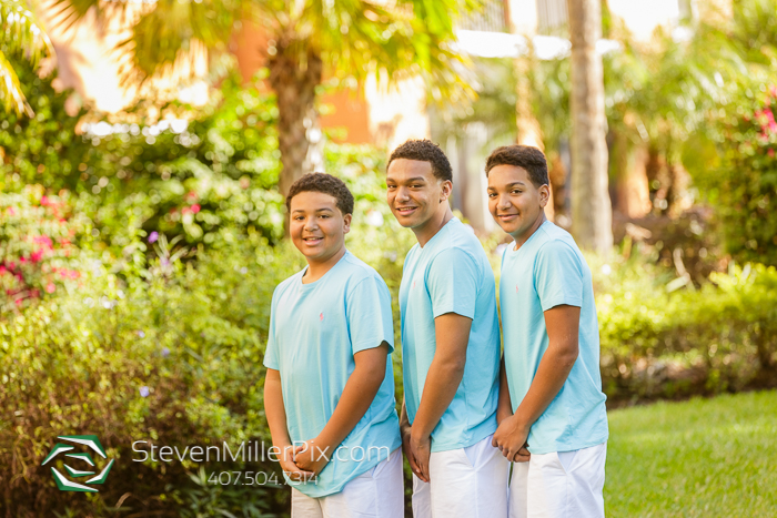 Kissimmee Florida Family Portrait Photographers Orlando