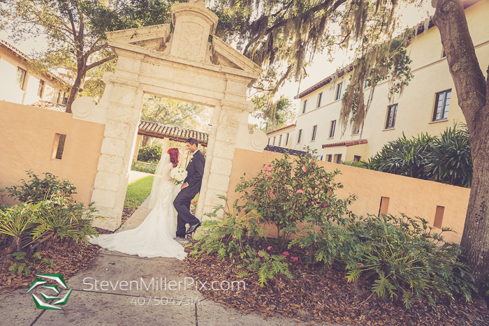 Knowles Chapel Sheraton Orlando Weddings