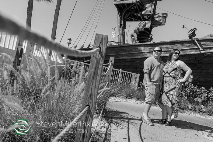 Disney's Boardwalk Inn Engagement Sessions