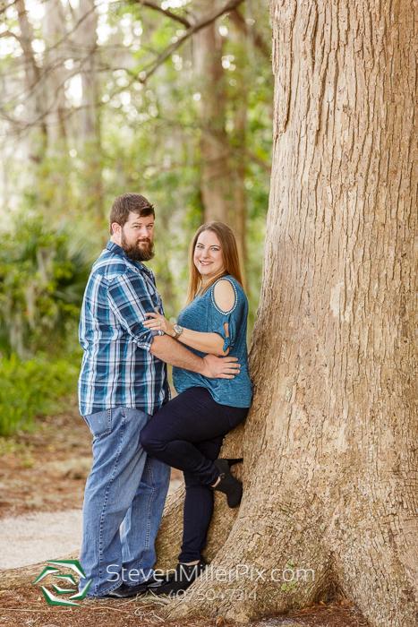 Engagement sessions at Kraft Azalea Gardens