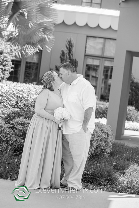 Orlando Intimate Weddings at Swan and Dolphin Resort
