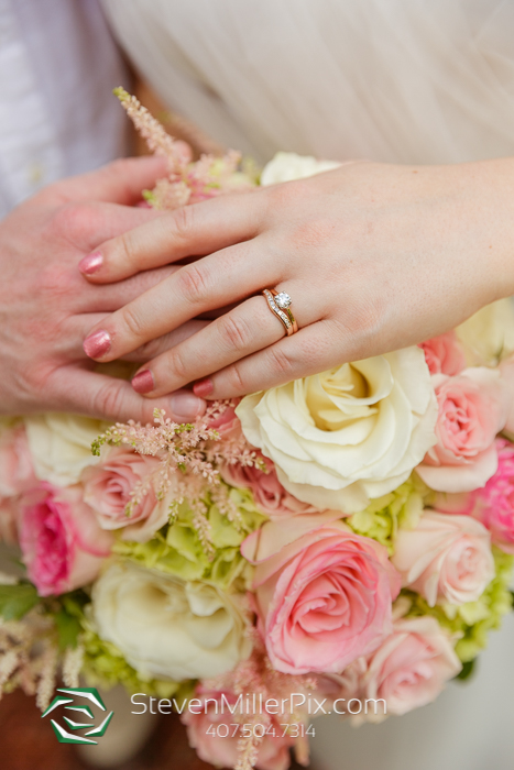 Intimate Outdoor Wedding at the Hyatt Regency Grand Cypress