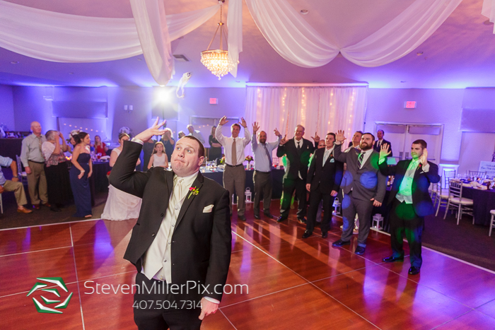 The Royal Crest Room Wedding Photography