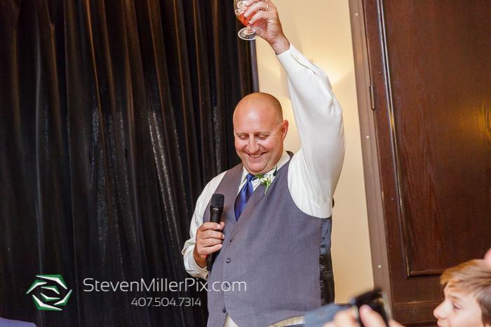 Orlando Paradise Cove Wedding Photographers