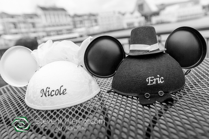 Disney's Boardwalk Engagement Photography