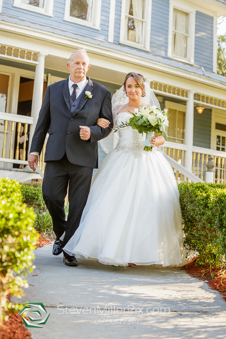 Central Florida Wedding at the Highland Manor