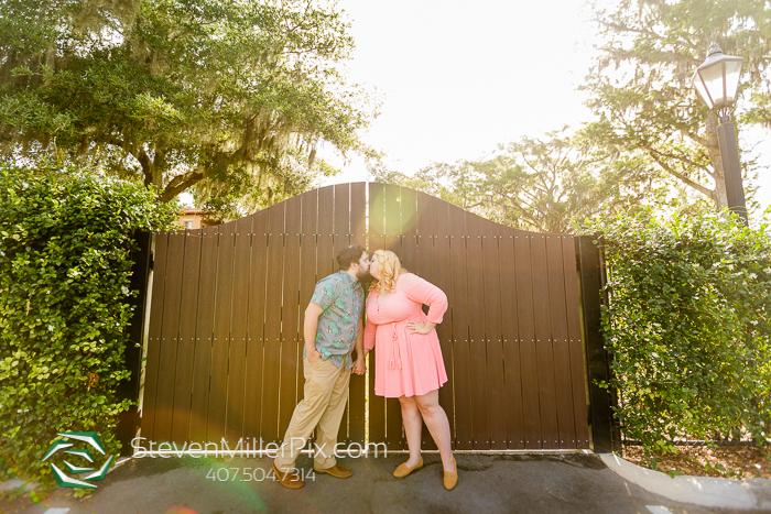 Engagement Photography Winter Park
