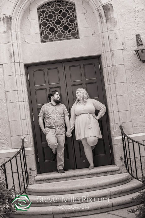 Engagement Photography Winter Park