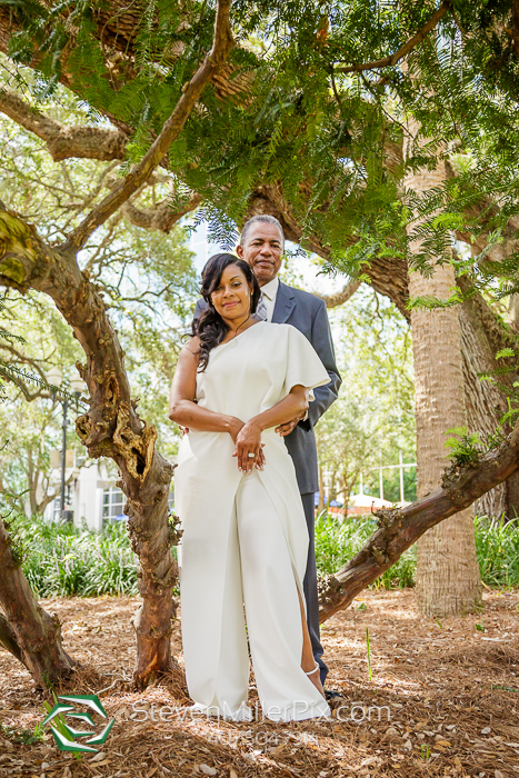 Intimate Orlando Courthouse Wedding Photographers