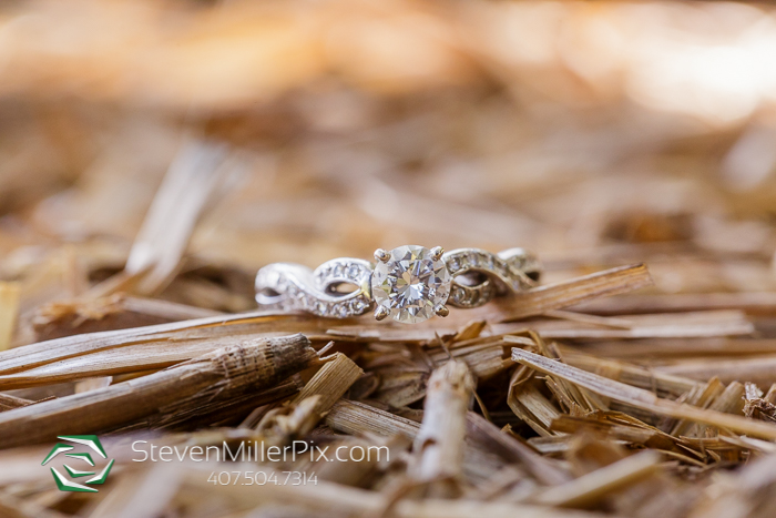 Engagement Photography at The Enchanting Barn
