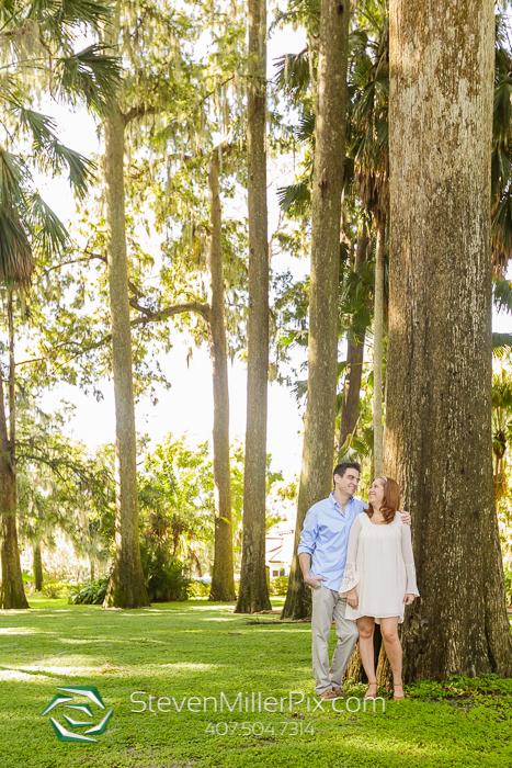 Engagement Photos At Kraft Azalea Garden