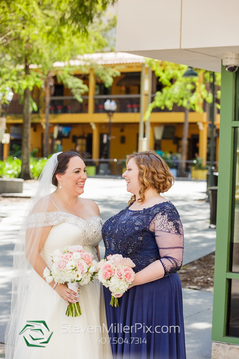 Downtown Orlando History Center Wedding Photographers