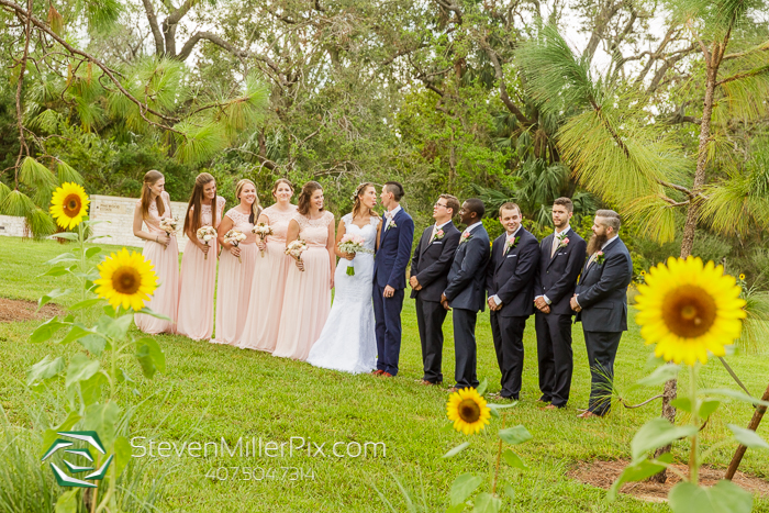 Lake Wales Wedding Photographers at Bok Tower Gardens