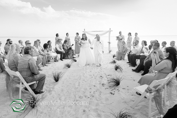 Mexico Beach Destination Wedding