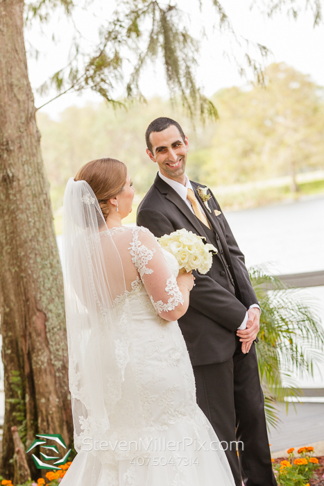 Orlando Weddings at the Hyatt Regency Grand Cypress