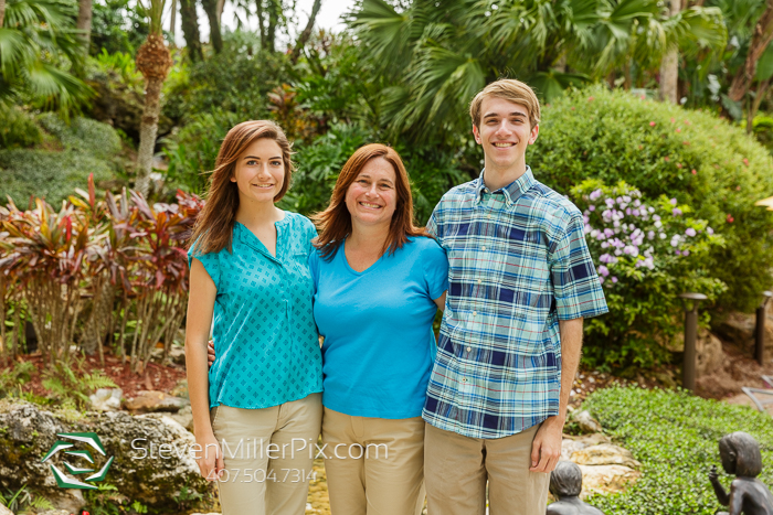 Family Photos at Hyatt Regency Grand Cypress