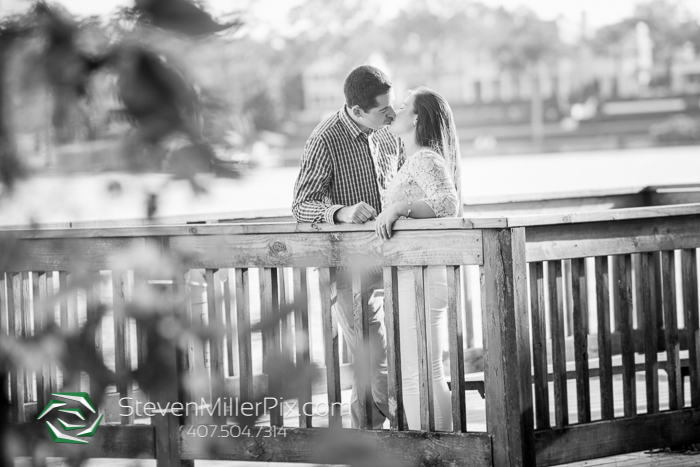 Winter Park Engagement Photographers Hannibal Square