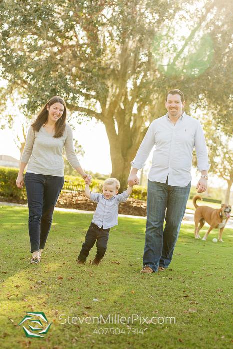 Family Portraits in Orlando Florida