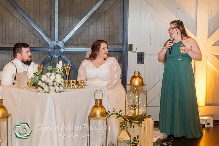 Weddings at Winter Park Farmer's Market