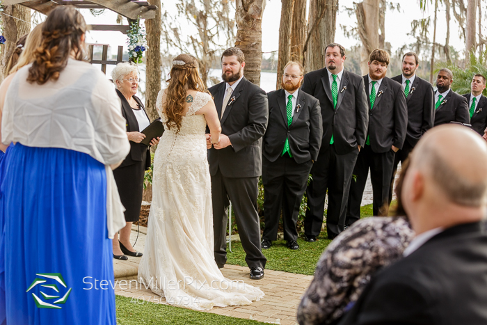 Paradise Cove Orlando Wedding Photographer