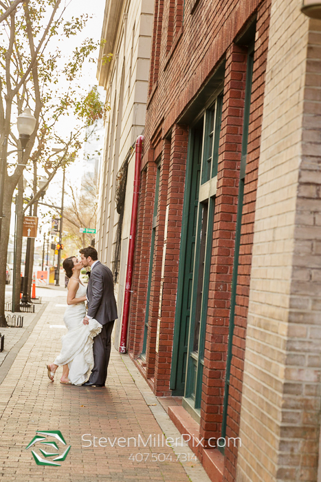 Wedding Photographers at Ceviche Downtown Orlando