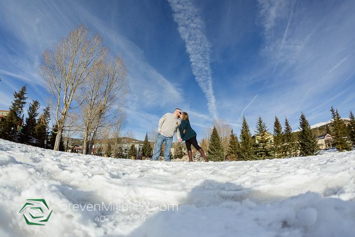 Breckenridge Colorado Wedding Engagement Photographers