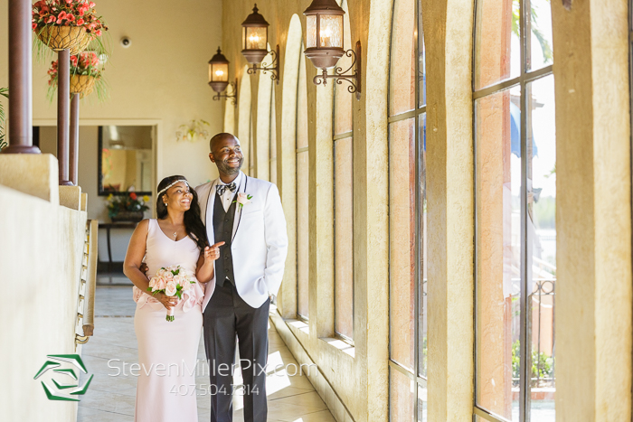 Intimate Westgate Lakes Resort Wedding Photographers