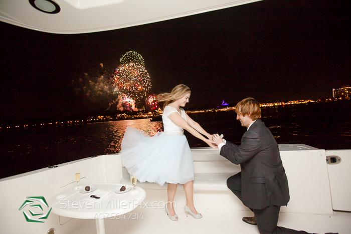 Disney Grand One Fireworks Proposal