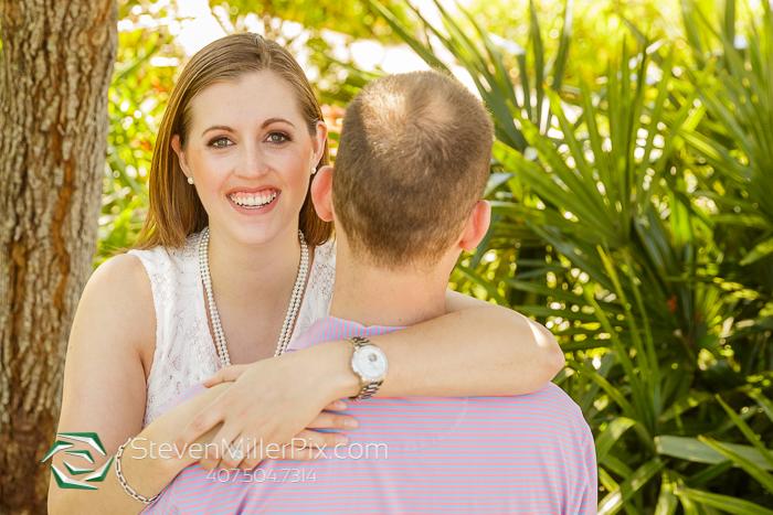 Kraft Azalea Garden Engagement Session