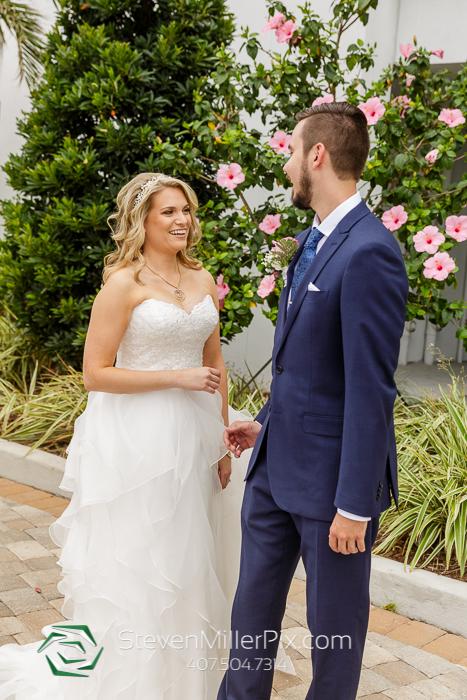 Intimate Intracoastal Backyard Wedding | Tampa Wedding Photographer