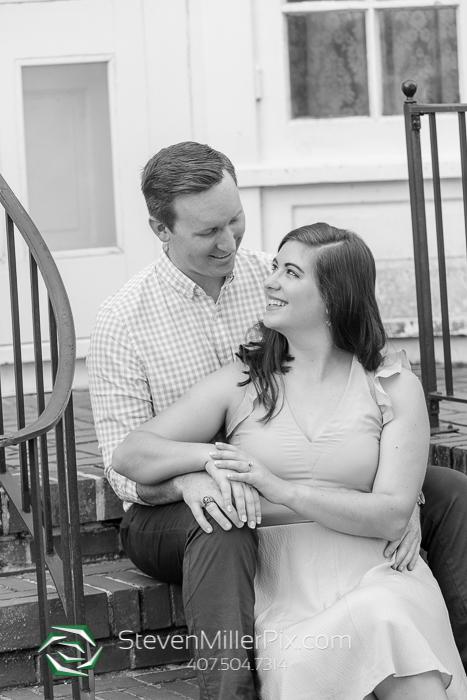 Engagement Photographer Leu Gardens Orlando