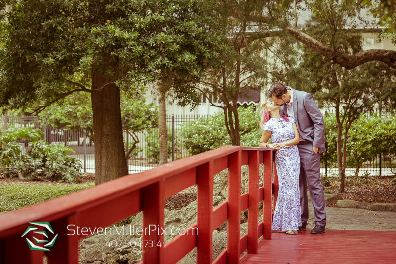 Intimate Downtown Courthouse Orlando Wedding Photographers