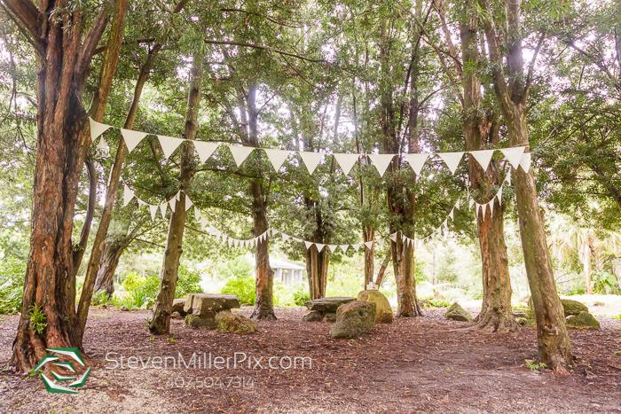 Mead Botanical Garden Intimate Same-Sex Wedding
