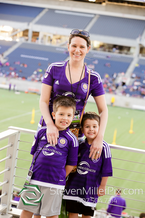 Orlando City Soccer Official Photographers at Citrus Bowl