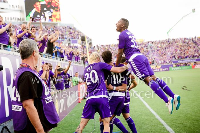 Orlando City Soccer Club Photographers #lionnation #olandocitysc