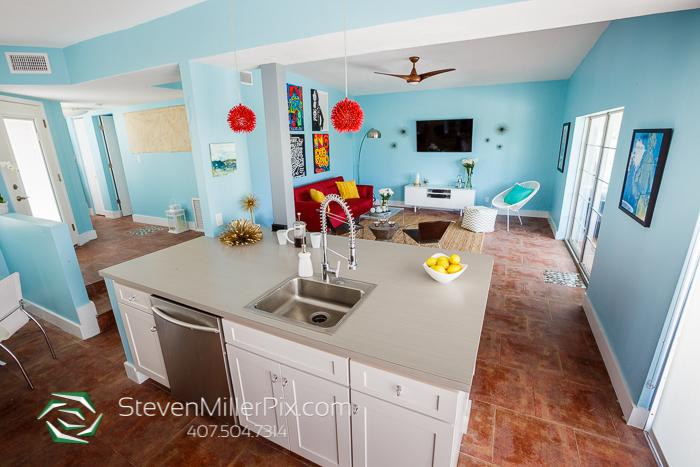 Real Estate Interior Design Photography in New Smyrna Beach