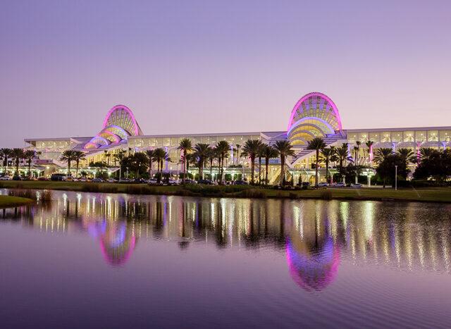 Convention Center Photographer Orlando