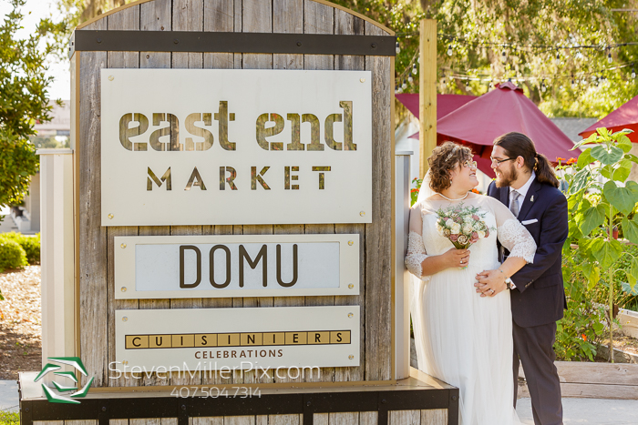 Weddings at East End Market Orlando