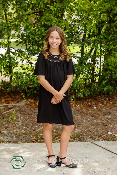 Audubon Park Orlando Family Portrait Sessions