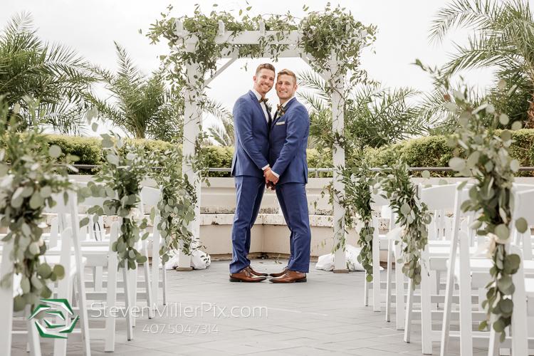 LGBT Weddings Hyatt Regency Orlando