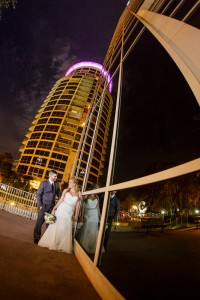 310 Lakeside Downtown Orlando Wedding Photographers
