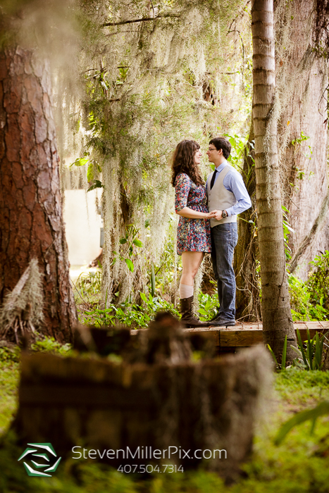 Winter Park Engagement Session Photographers